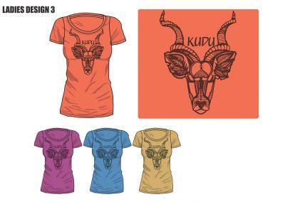 African Dream Namibian Ladies T-Shirt-03