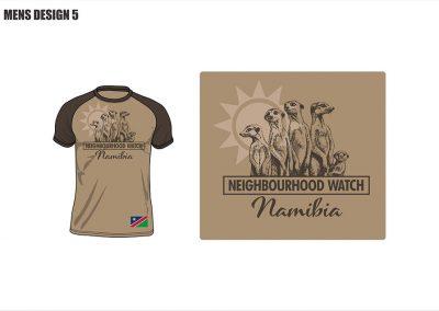 Mens Namibian T-Shirts-05