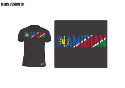 Mens Namibian T-Shirts-10