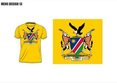 Mens Namibian T-Shirts-13