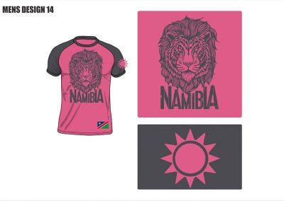 Mens Namibian T-Shirts-14
