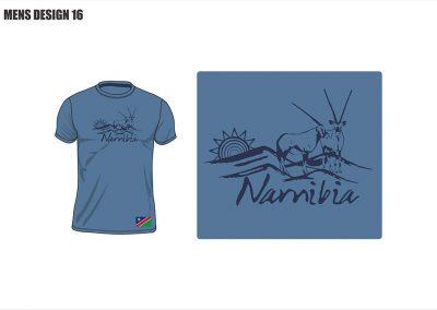 Mens Namibian T-Shirts-16