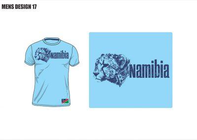 Mens Namibian T-Shirts-17