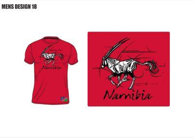 Mens Namibian T-Shirts-18